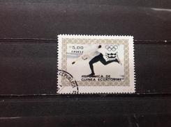 Equatoriaal Guinee - Olympische Winterspelen (5) 1976 - Equatoriaal Guinea