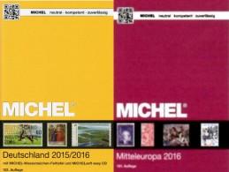 MlCHEL Deutschland 2016+ Europa Band 1 Neu 120€ AD DR Berlin SBZ DDR AM BRD A CH FL Ungarn CZ CSR SLOWAKEI UNO Genf Wien - Livres & Logiciels