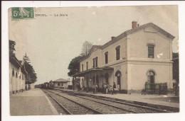 Loriol : La Gare - Autres Communes