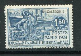 NOUVELLE CALEDONIE- Y&T N°165- Neuf Avec Charnière * - Nouvelle-Calédonie