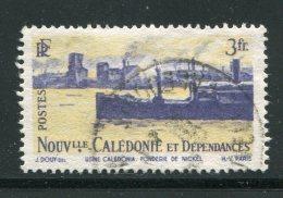 NOUVELLE CALEDONIE- Y&T N°270- Oblitéré (variété, Couleur Jaune Au Lieu De Orange) - Usados