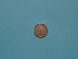 1933 - 10 Kon - Y# 95 ( Uncleaned Coin / For Grade, Please See Photo ) !! - Russie