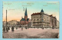 Wien VII. - Neubaugurtel, Sofien-Spital., Lazaristenkirche., Westend., Marahilferstrabe - Sonstige