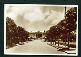 ERITREA  -  Asmara  Sede Dei Governatorato  Unused Vintage Postcard - Eritrea
