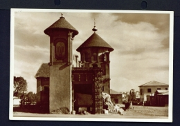 ERITREA  -  Asmara  Vecchia Chiesa Copta  Unused Vintage Postcard - Eritrea