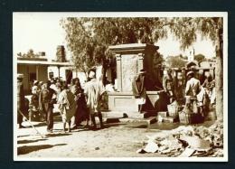 ERITREA  -  Asmara  Quartiere Indigeno  Unused Vintage Postcard - Eritrea