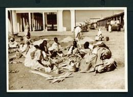 ERITREA  -  Asmara  Mercati Indigini  Unused Vintage Postcard - Eritrea
