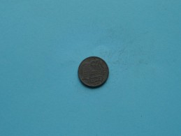 1941 - 1 Cent - KM 170 ( Uncleaned Coin / For Grade, Please See Photo ) !! - [ 3] 1815-… : Kingdom Of The Netherlands