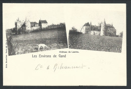CPA - Environs De Gand - Château De LAARNE - LAERNE - Kasteel - Nels  Série 92  N° 1  // - Laarne