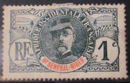 Haut Sénégal - Niger - YT 1 - Oblitérés