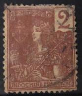 Indochine - YT 25 - Oblitérés