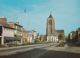 Mol - Markt  St Pieter En Pauwel Kerk  - 8450 - - Mol