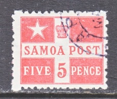 SAMOA  23   (o) - Samoa