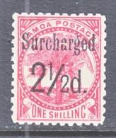 SAMOA  26     * - Samoa