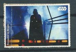 GROSSBRITANNIEN GRANDE BRETAGNE GB 2015 FROM STAR WARS Collector Sheet - Usati
