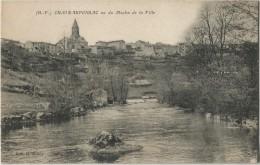 Chateauponsac Vu Du Moulin De La Ville - Chateauponsac