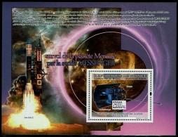 Guinea Guinee 2008 - Messenger - Merkur Mercure - MiNr 5865 Block 1583 - Raumfahrt