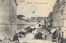 Parma - Piazza Della Ghiaia - Mercato - Ed. F.lli Bocchialini - Parma