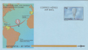 España Aerograma Nº 222 - Enteros Postales
