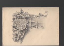 Menu DES BOURGUIGNONS SALéS  (Drouant 1922) (PPP2969) - Menus