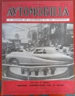 Automobilia N° 498 Décembre 1947 Salon De L´Auto - Auto
