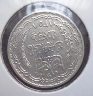 Tunesië 10 Francs 1939 Zilver, Franse Bezetting (XF-/Pr-, KM: 265) - Kolonies