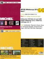 Mittel-Europa Band 1+ MlCHEL Deutschland 2016 Neu 120€ AD DR Berlin SBZ DDR BRD A CH FL HU CZ CSR SLOWAKEI UNO Genf Wien - Literatur & Software