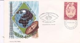 Vatican City 1969 Radio Vaticana ,souvenir Cover - Vatican