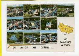 BEAUCAMPS Le VIEUX. En Avion Au Dessus De... Edit Sofer 1967 - Francia