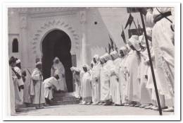 Tetuan, Despues Del Rezo - Marokko