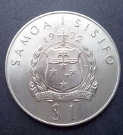 Samoa Tala 1972 (UNC / KM 11) - Samoa