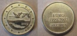 EURO Spécimen 1999 Finlande - Abarten Und Kuriositäten