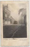 Flobecq - Rue De La Poire (Station ?) - 1908 Tram à Vapeur - Vicinal - Stoomtram - Flobecq - Vloesberg