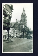 ENGLAND  -  Chester  Town Hall  Unused Vintage Postcard - Chester