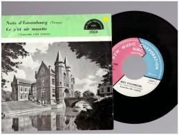 Nuits D Estaimbourg  Estaimpuis  Ce P Tit Air Musette   L Ensemble Lou-garou CHATEAU  D ESTAIMBOURG  +++ - Vinyles