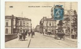 CHALONS SUR MARNE La Porte De La Marne - Châlons-sur-Marne