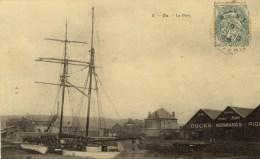 D 76 - EU - Le Port - Eu
