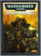 """WARHAMMER  40,000 """" SPACE MARINES  """"  GAMES WORKSHOP TTBE - Warhammer"""