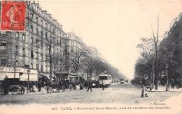 ¤¤  -  392   -  PARIS   -   Boulevard Saint-Marcel, Pris De L'Avenue Des Gobelins  -  ¤¤ - Arrondissement: 13