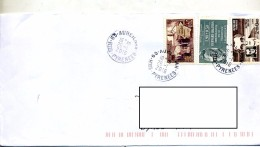 Lettre Cachet Aureilhan Sur Halpern Paulhan  Enclave - Postmark Collection (Covers)