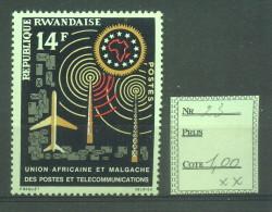 SERIE  23  XX  MNH  NEW - Ruanda