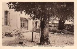 """74 ANNECY """"Rayon De Soleil"""" La Terrasse Et L'entrée De La Salle à Manger - Annecy"""