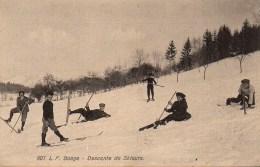 74 BOËGE  Descente Des Skieurs - Boëge