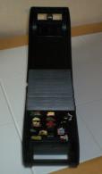 BOX RANGEMENT PIN'S 12 PLATEAUX 14X12.5 CM - Pin's