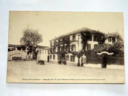 HOTEL DE LA RHUNE. ASCAIN OU L'ILLUSTRE PIERRE LOTI ECRIVIT SON RAMUNTCHO - Ascain