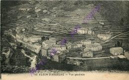 07. ALBON D'ARDECHE . Vue Générale . - Autres Communes