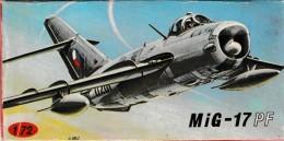 MiG-17 PF, KP 1/72e - Vliegtuigen