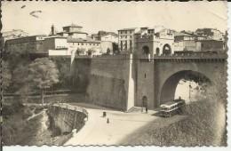 ESPAGNE . PAMPLONA . MURAILLES Y VISTA PARCIAL . . AUTO CARS - Navarra (Pamplona)