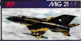 MiG-21 MF, KP 1/72e - Vliegtuigen