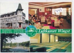 CPM GF - Allemagne - Wingst - Multivues Hotel Peter - Allemagne